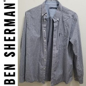 BEN SHERMAN Button-Down Shirt